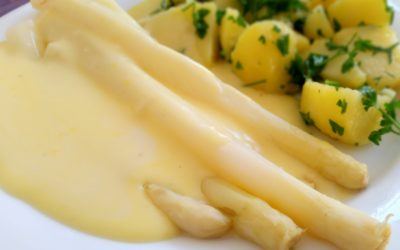 """Falsche"" Sauce Hollandaise"