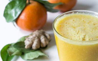 Ein starker Smoothie für ein gesundes Immunsystem