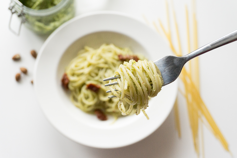 Pasta mit Wirsingpesto_Joyfood_Sabrina Egg_Diätologin