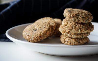 Schnelle und einfache Energy-Cookies